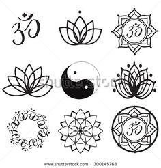 Yoga, Mandala Pattern, Decorative Plates, Symbols, Display, Henna, Fun, Tattoo, Drawings