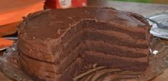 Recept: A legcsokisabb csokitorta, kattints a fotóra és mentsd el a receptet