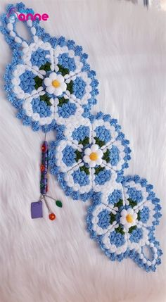 Crochet Baby Booties, Crochet Earrings, Tulum, Jewelry, Tejidos, Crochet Shoes, Jewlery, Bijoux, Jewerly