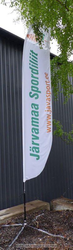 Järvamaa Spordiliit tuulelipp - http://www.reklaamkingitus.com/et/pildid?pid=2269