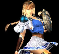 Soul Calibur -- Sophitia Alexandra Cosplay Wig Version 01 - CosplayHouse Soul Calibur Sophitia, Halloween Cosplay, Cosplay Wigs, Character Art, Video Games, Princess Zelda, Fictional Characters, Style, Videogames
