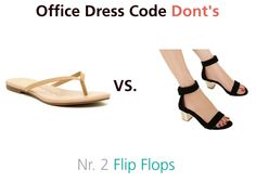Office Dress Code Don T Nr 9 Too Y Or Outrageous Shoes