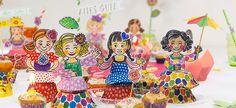 Muffin-Mädchen