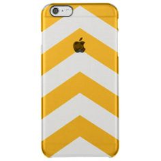 Amazing white and gold zigzag pattern  v6 uncommon clearly™ deflector iPhone 6 plus case. See Personalized, unique gold iPhone 6 Plus Cases http://www.zazzle.com/cuteiphone6cases/gold+iphone+6+plus+cases?ps=120&qs=gold%20iphone%206%20plus%20cases&dp=252519169581922263&pg=2&rf=238478323816001889&tc=GoldiPhone6PlusCases #GoldiPhone6PlusCase #iPhone6Plus #iPhone6PlusCase