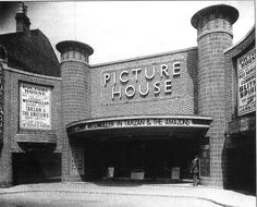 """Picture House Salisbury 1945 