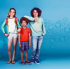 VintyKids SS2015 Campaign