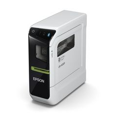 The Epson LabelWorks Label Printer is a wireless Bluetooth enabled label printer which can be accessed via your PC, Mac, smartphone or tablet. Medical Design, Inkjet Printer, 3d Printer, Machine Design, Electronic Devices, Epson, New Technology, Industrial Design, Cool Designs
