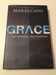 Max Lucado is amazing.  This book was a quick read for me and it really helped me to see how powerful the grace of God is.  I have a tendency to be a bit judgemental and this book really reminded me of the grace that I have received from a loving God and helped me to remember to share it with others.