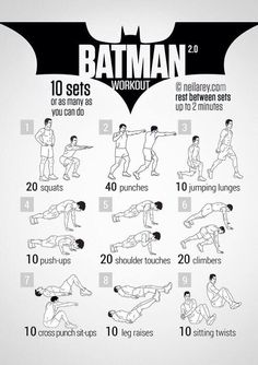 Geek workout!