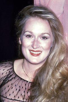 Meryl Streep — 1979 | 26 Celebrities On Their Very First Oscars Red Carpet