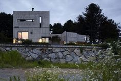 Located in the peaceful surroundings of Gapyeong County just outside Seoul, South Korea, the House of Respect and Happiness is a beacon of education and exchange. Built byStudio GAON, the house consists of two parts; a cozy living space designed for maximum privacy, and a spacious library with high ceilings [...]