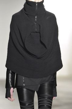 RAD by Rad Hourani at New York Fall 2010 (Details)