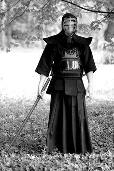 Samurai standing | Flickr - Photo Sharing!