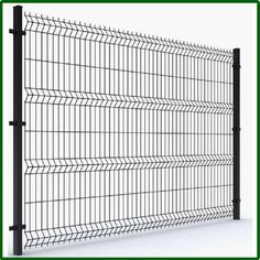 Wire Mesh Fence Panels galvanized welded wire steel mesh panels for security, bird and