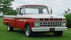 1965 ford f-100 i want it