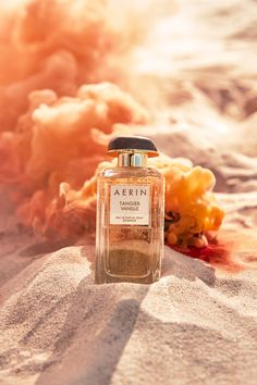 Our Moroccan inspired campaign for Aerin's beautiful Tangier Vanille fragrance.. #aerinXoraclefox @AERIN