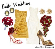 Belle wedding by disney this, disney that