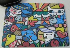 Mouse Pad Pop Art!