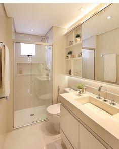bathroom remodel wainscottingiscompletely important for your home. Whether you pick the bathroom demolition or rebath bathroom remodeling, you will make the best dyi bathroom remodel for your own life. Bathroom Design Luxury, Bathroom Layout, Modern Bathroom Design, Home Interior Design, Small Bathroom, Bathroom Ideas, Bathroom Organization, Minimal Bathroom, Marble Bathrooms