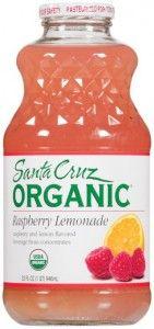 Organic Lemonade Blends from Santa Cruz Organics (**GIVEAWAY**) - US, 10/11