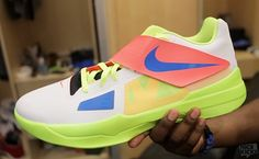 "Nike Zoom KD IV ""Three 4 Five"""