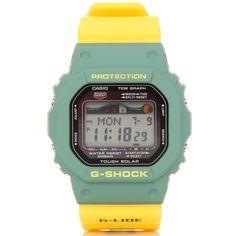 G-Shock by Casio GRX-5600SRF-3DR Yellow/Green @wellgosh