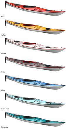 XO series by Point 65°N - Kayaks from Sweden