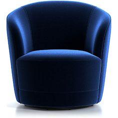 Modern Swivel Chair, Modern Chairs, Ikea Chair, Diy Chair, Charles Eames, Rocking Chair Plans, Wicker Dining Chairs, Swivel Barrel Chair, Cool Chairs