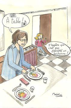 Pourquoi se casser la tête chaque jour à faire des belles assiettes pour son enfant ?!