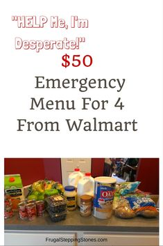 Every few of months I will get an email from someone asking for help to reduce a grocery budget. While most of the time they are looking for tips to knock off a little money from a weekly budget, s… Cooking For A Crowd, Cooking On A Budget, Bulk Cooking, Cooking Tips, Frugal Meals, Budget Meals, Budget Recipes, Weekly Budget, Food Budget