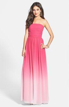 Erin Fetherston Isabelle Ombré Chiffon Gown. Lencería SexyVestidos De ... f802088b2841