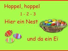 ▶ Hoppelsong - Kinderlied zum Osterfest - YouTube
