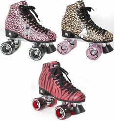 Moxi Ivy Indoor / Outdoor Roller Skates-Choose from different boot colors and wheel colors for some added personality -The Moxi Ivy skate is a great choice for vegans because it is completely animal-friendly. The boot is made of vinyl and lined with brushed nylon for maximum comfort. -Use these durable skates for indoor and outdoor skating