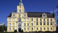 Das Schloss in Oldenburg.