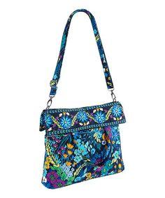 Look at this #zulilyfind! Midnight Blues Convertible Crossbody Bag #zulilyfinds