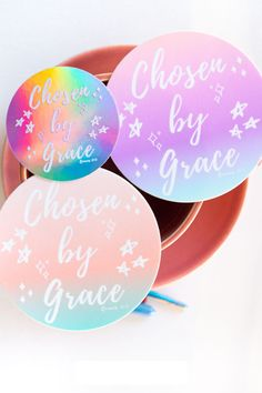 57 Grace Upon You ideas   christian stickers, cool stickers, faith stickers
