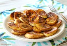 Simply Sweet Plantains