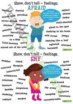 Synonym for emotions 2