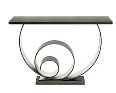 Something to remember: Vertigo Console Table - Latest Creations - Villiers Brothers