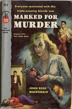 Pulp  Mystery  Murder  Books