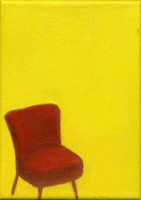 A chair I once owned