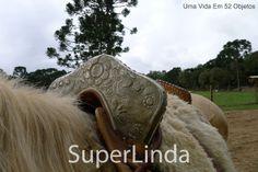 Raquel Superlinda: Uma Vida Em 52 Objetos - 51/52 Objetos - Sela de C...