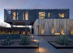 Beautiful Desert Architecture Modern