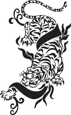 jani leigh smith janileighsmith on pinterest Ray Ban Round Red chinese tiger tattoo