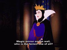 I got The Evil Queen! Which Disney Villain Is Your Villainous Valentine? Disney Villains, Disney Movies, Disney Pixar, Disney Princesses, Mandela Effect, Magic Mirror, Mirror Mirror, 21 Things, Flawless Face