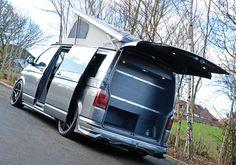 Multisport camper van conversion photos Vw Transporter Camper, Car Camper, Vw T5, Volkswagen Bus, Van Conversion Interior, Camper Van Conversion Diy, Bike Storage In Van, Vw Camper Conversions, Vans Boots