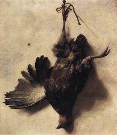Jan Baptist Weenix, Perdrix morte (1650-1652)