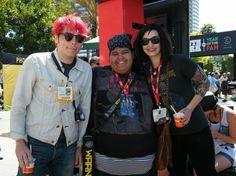 Gerard Way & LynZ Way