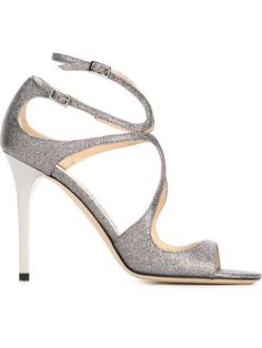 fb6c068002d Shop Jimmy Choo  Lang  sandals in Fiacchini from the world s best  independent boutiques at