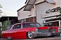 '65 Cadillac Coupe de Ville
